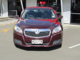 2013 Holden Malibu CD Sedan