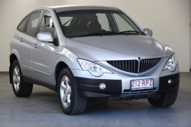 SsangYong Actyon XDi 100 Series MY08