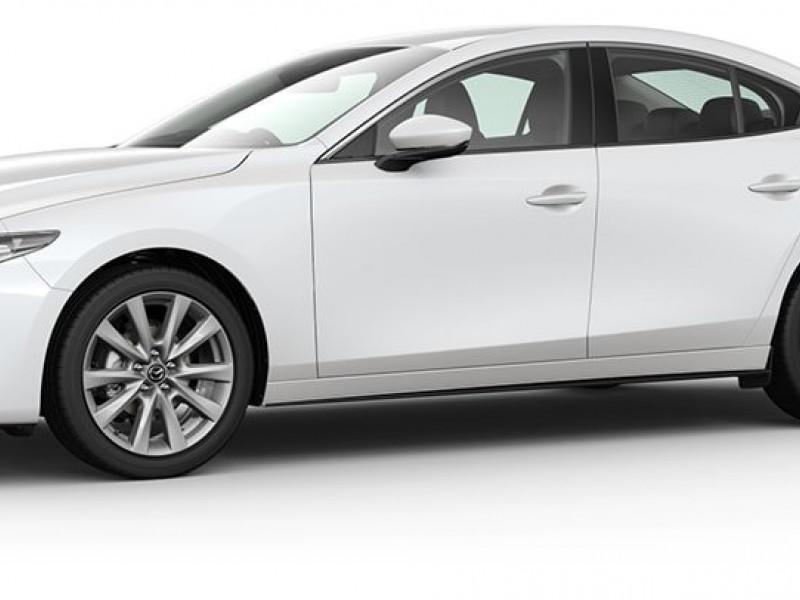 2021 Mazda 3 BP G20 Touring Sedan Sedan