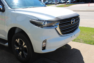 2021 Mazda BT-50 TF GT Cab chassis Image 4