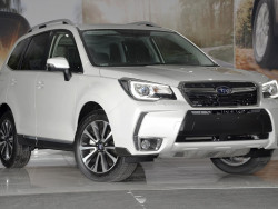 Subaru Forester 2.0XT S4