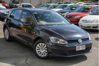 2015 Volkswagen Golf 7 90TSI Comfortline Hatchback Image 2