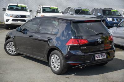 2015 Volkswagen Golf 7 90TSI Comfortline Hatchback Image 4