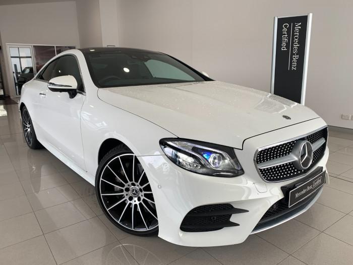 2020 MY50 Mercedes-Benz E-class C238 800+050MY E300 Coupe Image 1