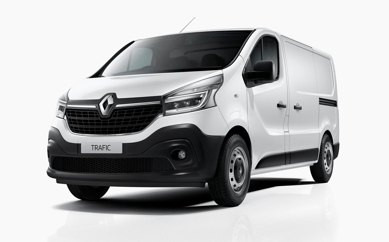 2021 Renault Trafic L1H1 SWB Premium Van
