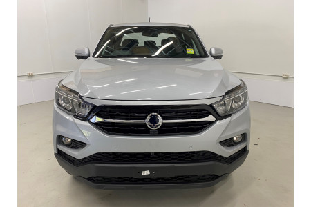 2020 MY20.5 SsangYong Musso Q201 Ultimate XLV Utility Image 2