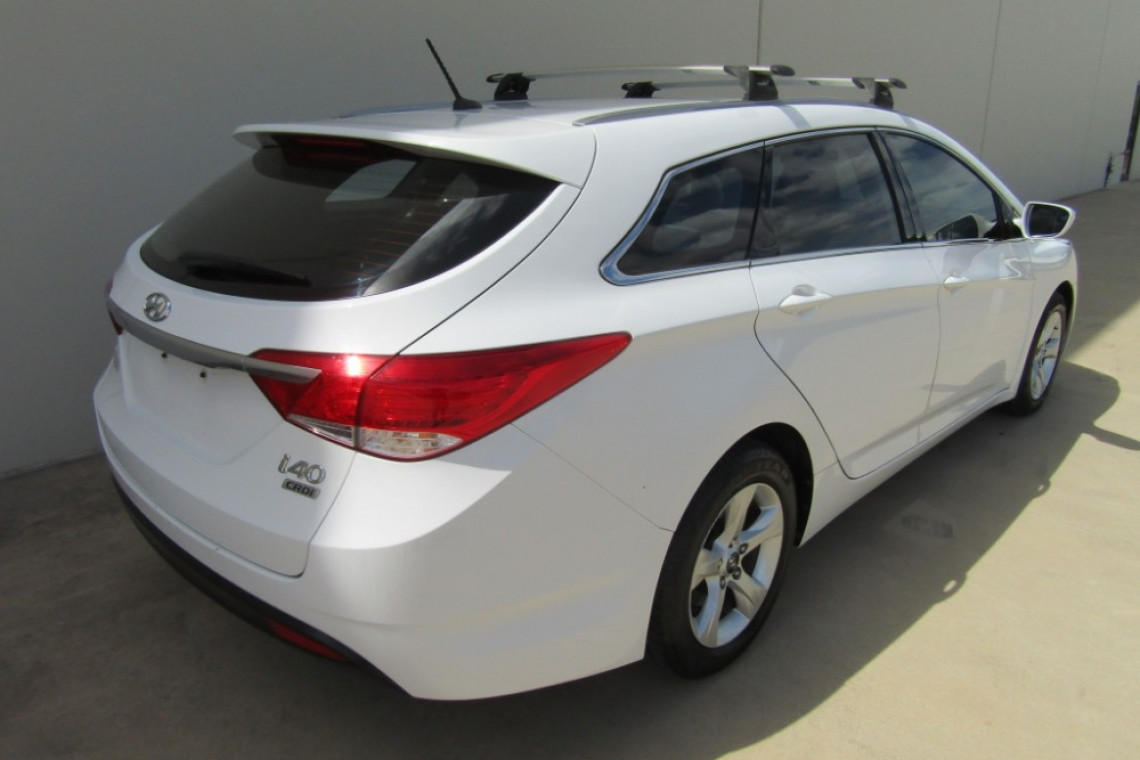 2012 Hyundai I40 VF ACTIVE Wagon