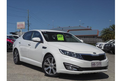 2013 Kia Optima TF Platinum Sedan Image 2
