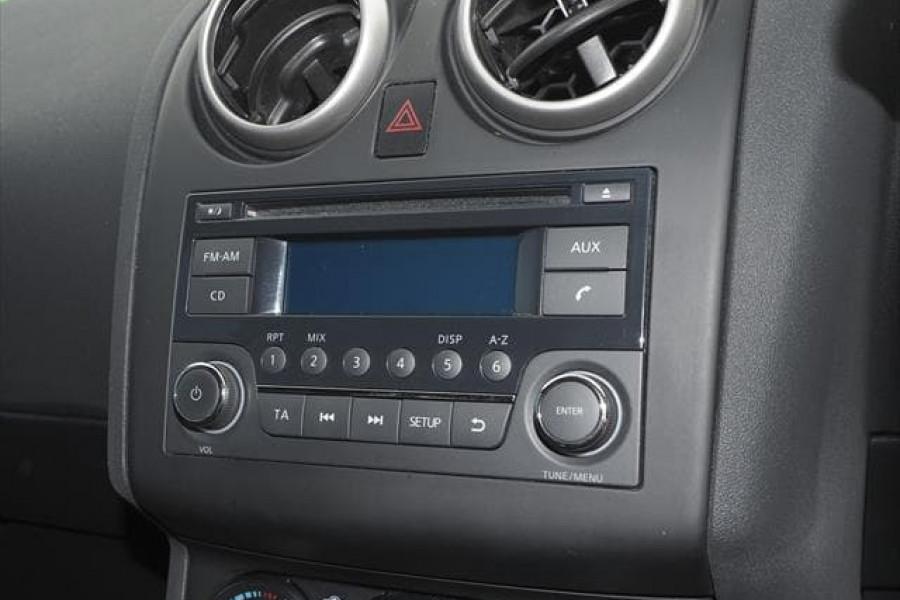 2012 Nissan Dualis J10 Series 3 ST Hatchback Image 22