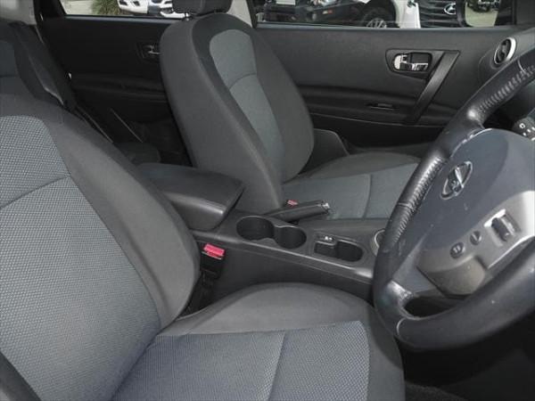 2012 Nissan Dualis J10 Series 3 ST Hatchback