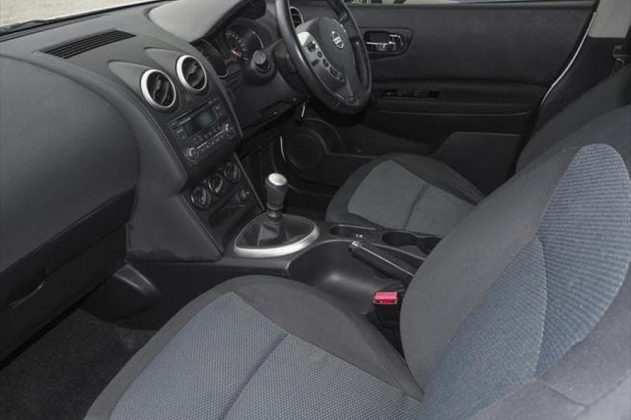 2012 Nissan Dualis J10 Series 3 ST Hatchback Image 34