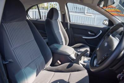 2008 Ford Falcon BF Mk II XT Sedan