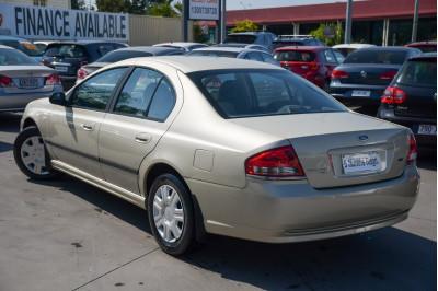 2008 Ford Falcon BF Mk II XT Sedan Image 5
