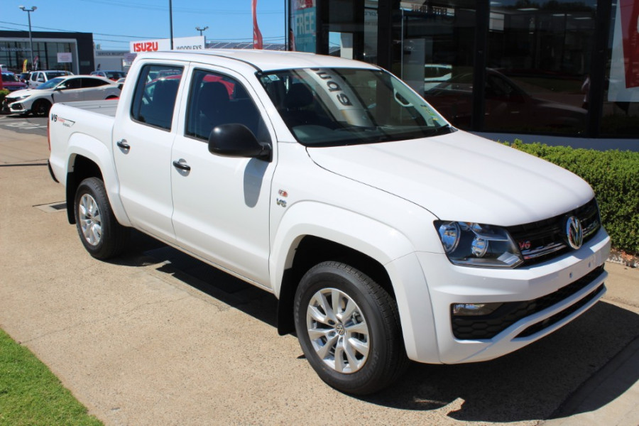 2019 MY20 Volkswagen Amarok 2H V6 Core Double cab Image 2
