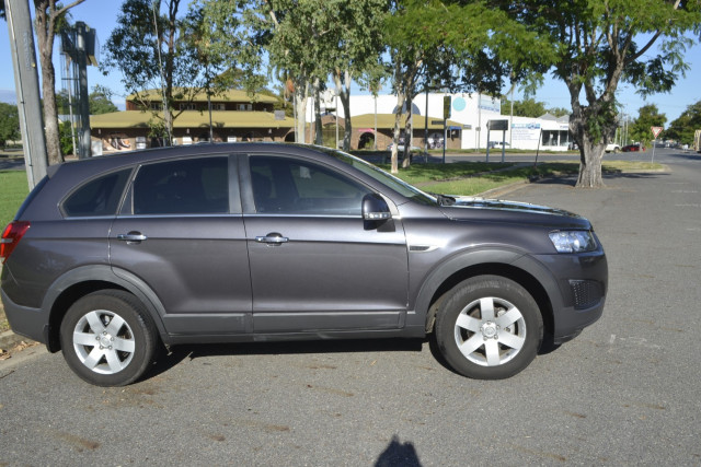2015 Holden Captiva 7