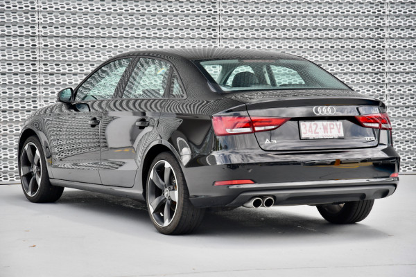 2015 MY16 Audi A3 8V MY16 Attraction Sedan Image 3