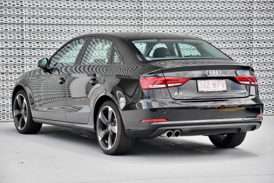 2015 MY16 Audi A3 8V MY16 Attraction Sedan