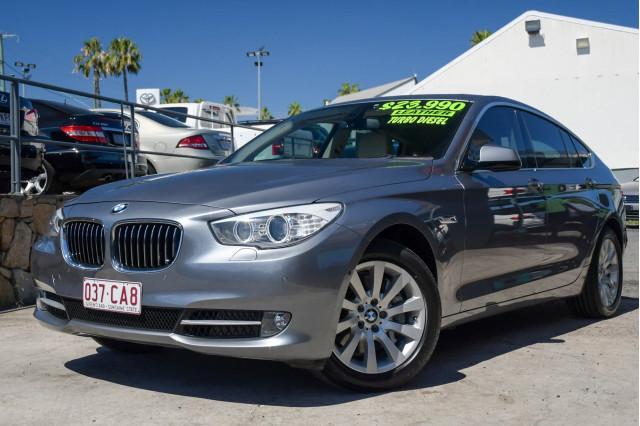 2010 MY11 BMW 5 Series F07 530d Hatchback