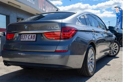 2010 MY11 BMW 5 Series F07 530d Hatchback Image 4
