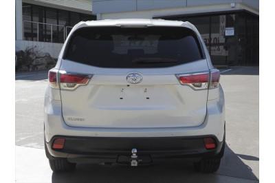 2016 Toyota Kluger GSU50R GX Suv Image 4