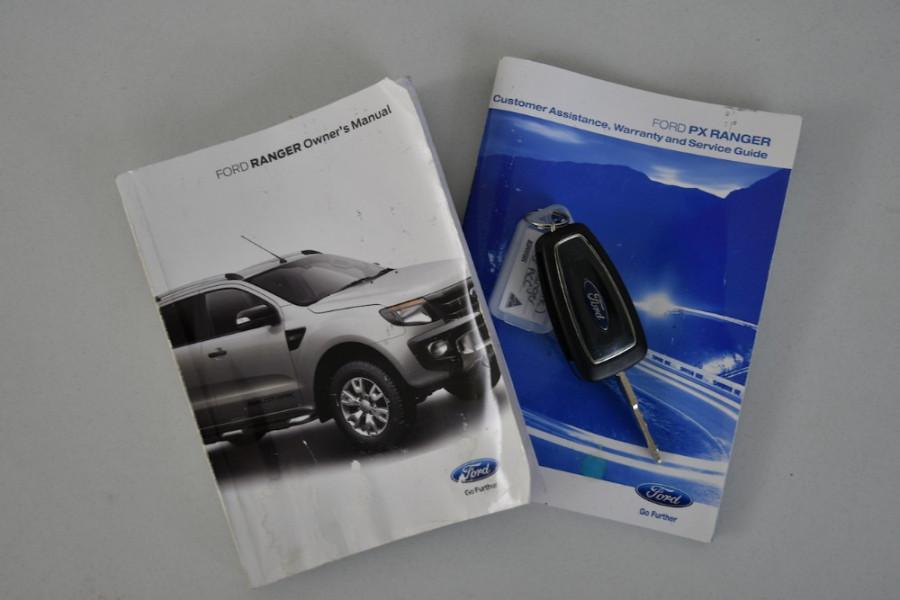 2015 Ford Ranger PX XLT Utility Image 11