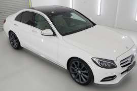 Mercedes-Benz C250 BlueTEC W205
