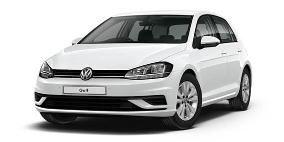 Demonstrator MY18 Golf Trendline