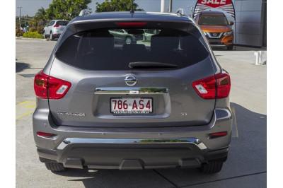 2020 MY19 Nissan Pathfinder R52 Series III Ti Suv Image 2
