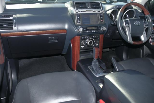 2016 Toyota Landcruiser Prado GDJ150R Kakadu Suv