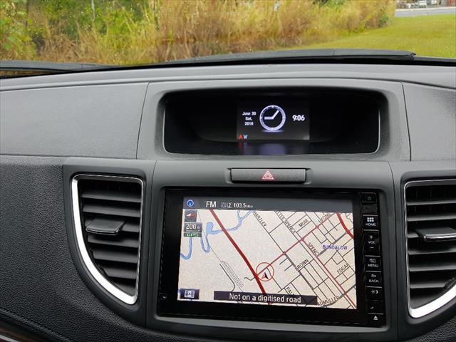2015 MY16 Honda CR-V RM Series II  VTi-L Wagon