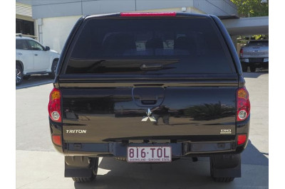 2013 Mitsubishi Triton MN GLX Utility Image 4