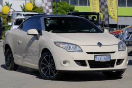 Renault Megane Floride Cpe Cabrio III E95 Phase 2