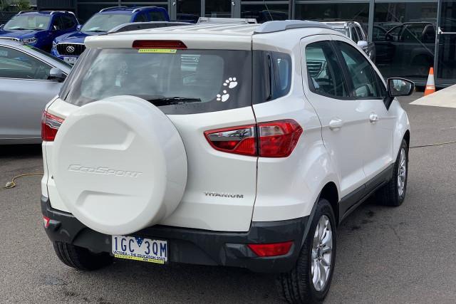 2015 Ford EcoSport Titanium 21 of 24
