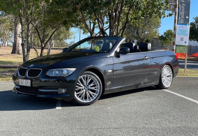2012 BMW 3 Series E93 320d Convertible