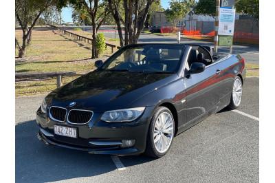2012 BMW 3 Series E93 320d Convertible Image 2