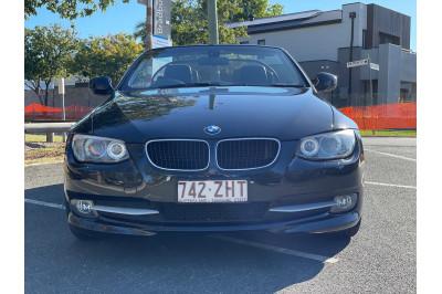 2012 BMW 3 Series E93 320d Convertible Image 3