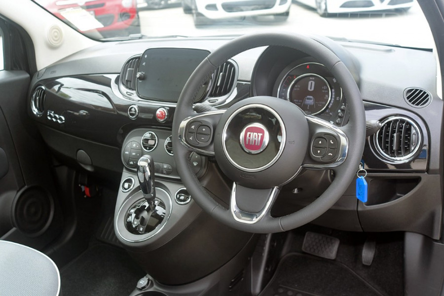 2018 Fiat 500 Series 6 Pop Hatchback Mobile Image 10