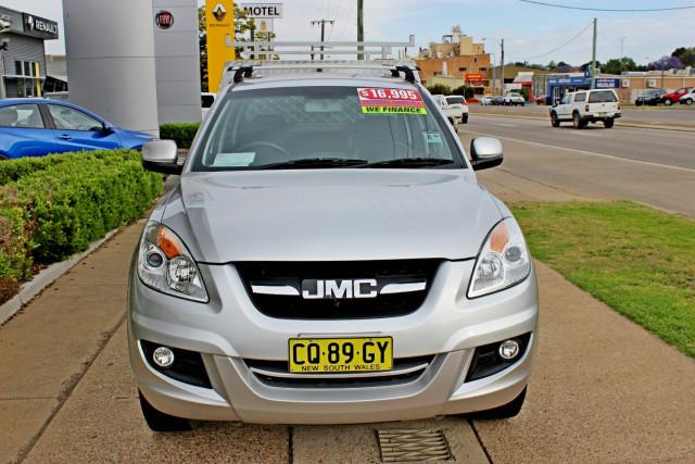 2015 Jmc Vigus SLX SLX Utility - dual cab Image 3