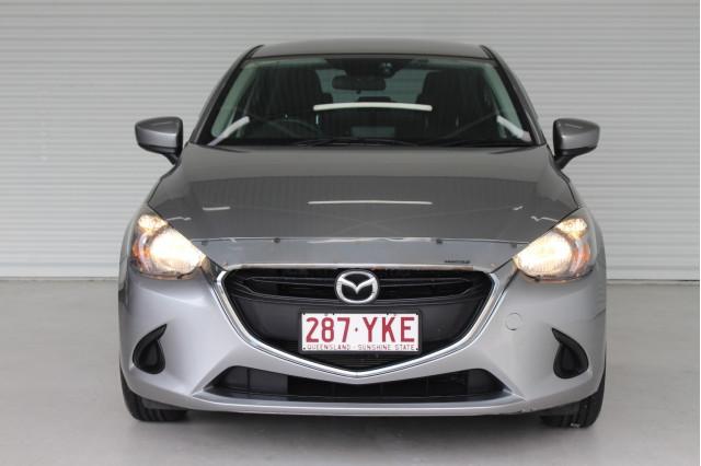 2018 Mazda 2 DL2SAA MAXX Sedan Image 3