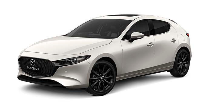 2019 Mazda 3 BP G25 Astina Hatch Hatchback