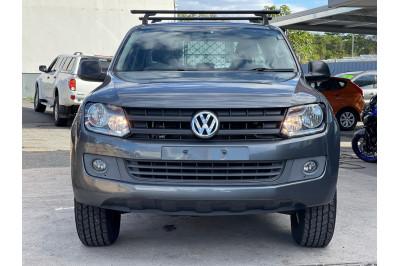 2015 Volkswagen Amarok 2H MY15 TDI420 Core Utility Image 5