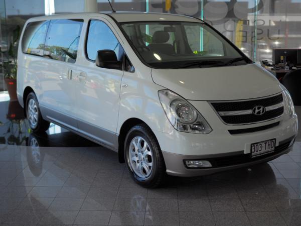 2012 Hyundai Imax TQ-W MY12 Wagon