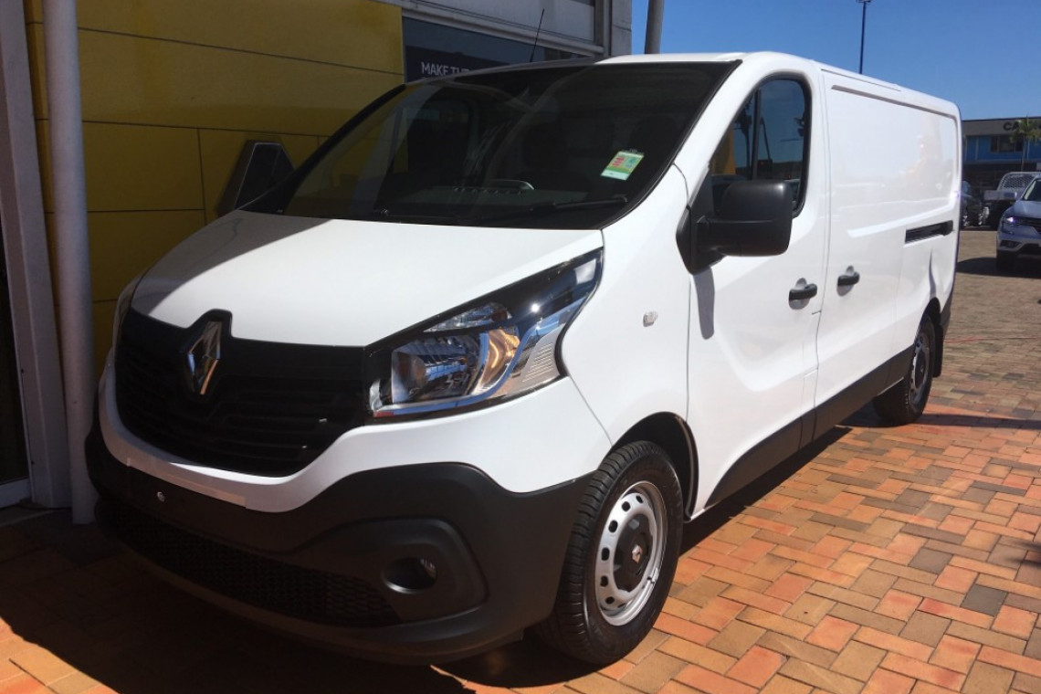 2019 Renault Trafic L2H1 Long Wheelbase Twin Turbo Van