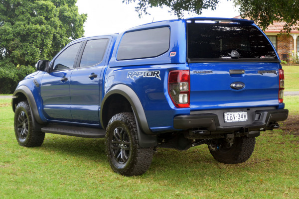 2018 MY19.00 Ford Ranger PX MkIII 2019.0 Raptor Utility Image 4