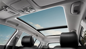 Sportage Luxurious Finishes