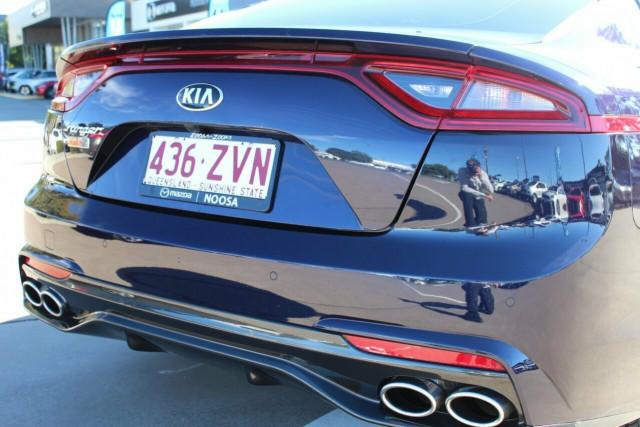 2018 Kia Stinger CK MY18 Rafa Signature Edition Fastback Sedan Image 4