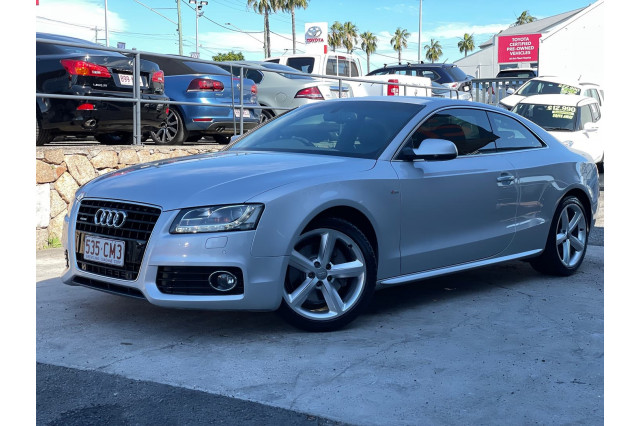 2010 MY11 Audi A5 8T Coupe