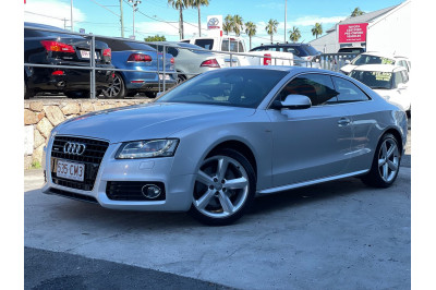 2010 MY11 Audi A5 8T Coupe Image 2