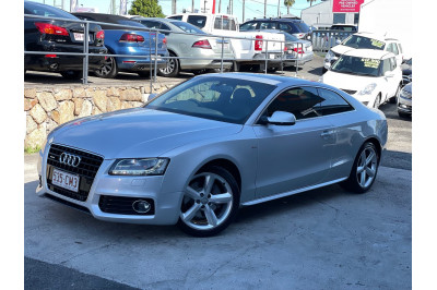 2010 MY11 Audi A5 8T Coupe Image 4