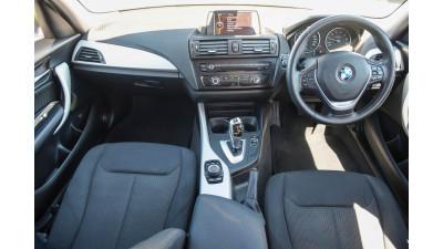2011 BMW 1 Series F20 116i Hatchback